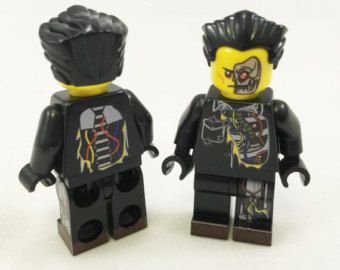 The Gamer Custom LEGO Minifigure LIMITED EDITION