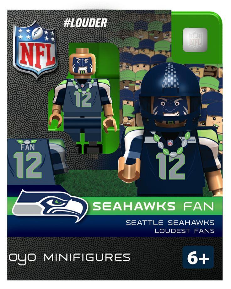 Seattle Seahawks: Loudest Fan