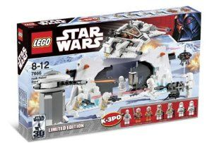 Lego Star Wars 7666 Hoth Rebel Base