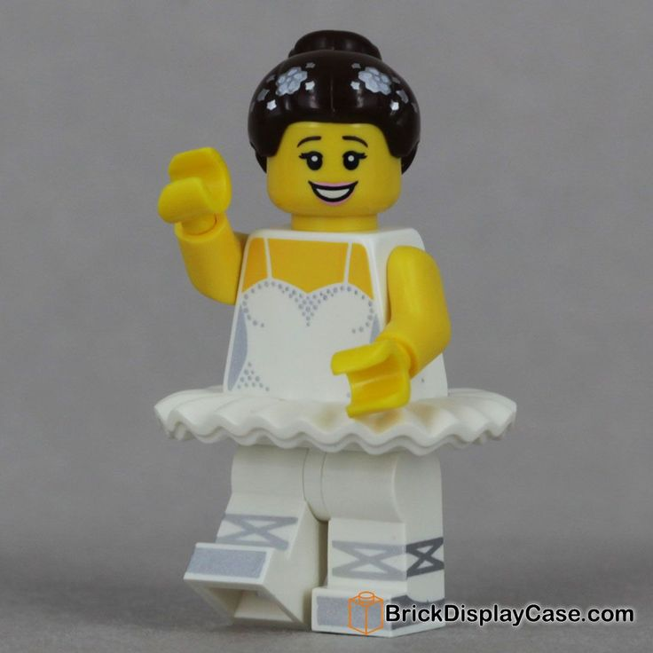 Ballerina – 71011 Lego Minifigures Series 15