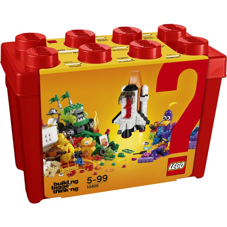 LEGO Classic Mission to Mars – 10405