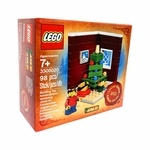 Limited Edition Exclusive Holiday Christmas Tree Lego Set