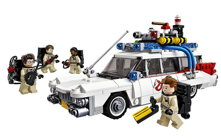 Lego Cuusoo 21108 Ghostbusters Ecto-1, Limited Edition