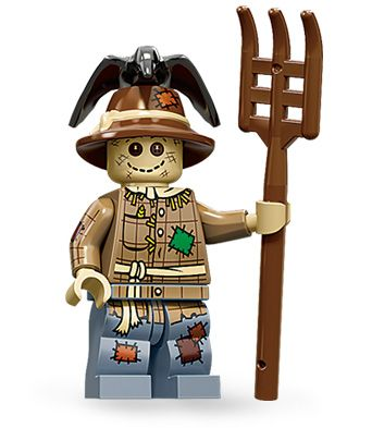 lego mini figures series 11 scarecrow Lego Mini figures Series 11