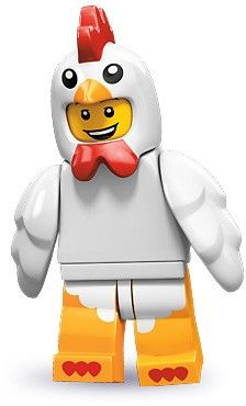 71000-7: Chicken Suit Guy