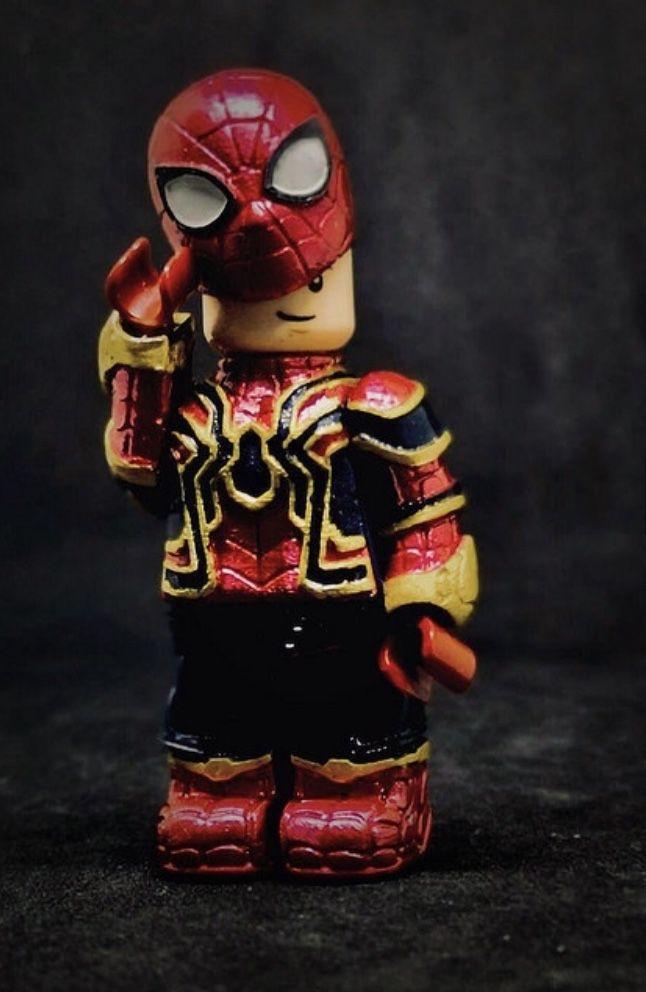 Chigo Minifigures: Brickarts Kai Spider-Man (Infinity War) 5 available HKD 1,500…