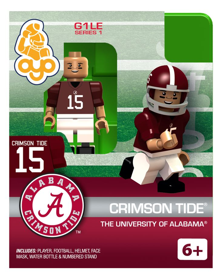 OYO minifigures | 2013 College Football Limited Edition
