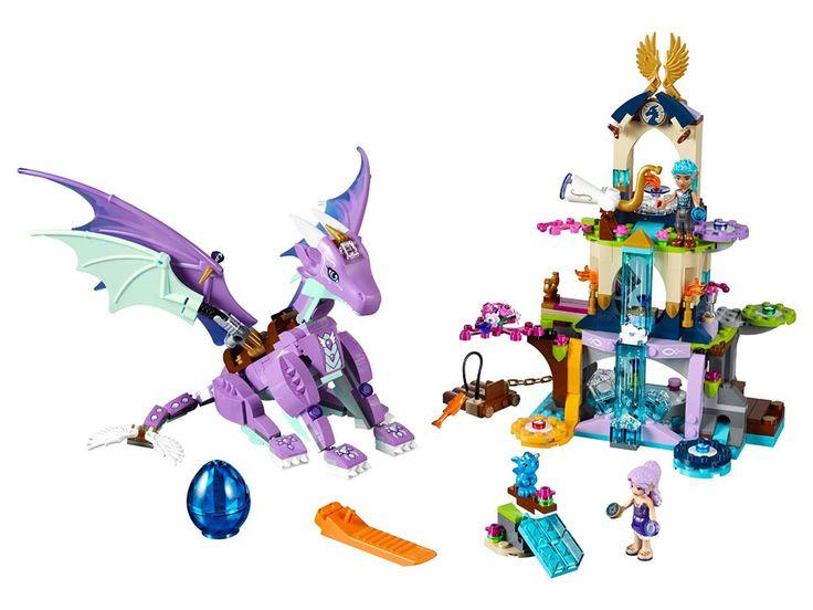 Les nouveaux LEGO Elves prévus pour cet été !
