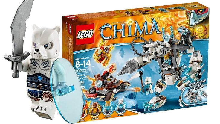 LEGO Legends of Chima 2015 sets pictures!