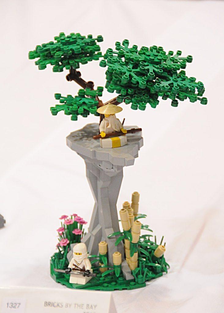 Lego Ninjago tree