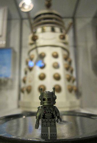 LEGO Collectible Minifigures Series 1 : Robot