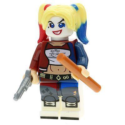 Harley Quinn Minifigures