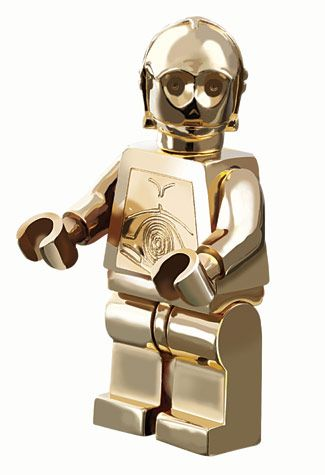 C-3PO | SG MiniFigures