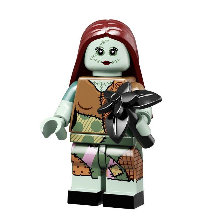 The Disney Series 2 LEGO Minifigures: The Nightmare Before Christmas Sally