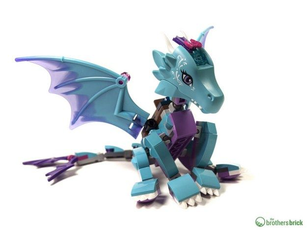 LEGO Elves 41172: The Water Dragon Adventure [Review]