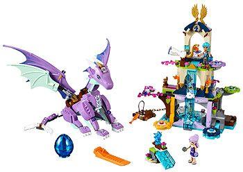LEGO Elves The Dragon Sanctuary (41178)