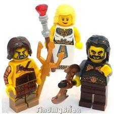 Details about M762 II Lego Greek God & Goddess – Athena Poseidon Hades Custom Minifigures NEW