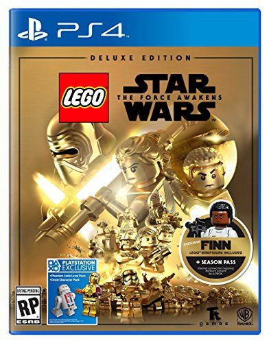 LEGO Star Wars: Force Awakens Deluxe Edition – PlayStation 4