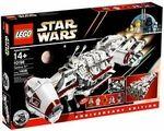 Limited Edition Tantive IV Manufacturer: LEGO Series: LEGO Star Wars Building Se…