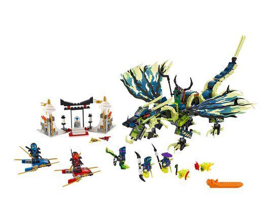 LEGO NINJAGO Aanval van de Morro Draak – 70736