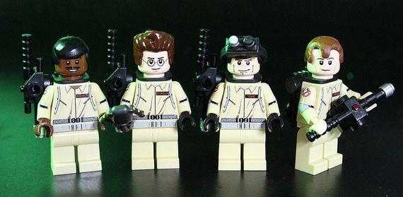 Ghostbusters Custom Minifigures