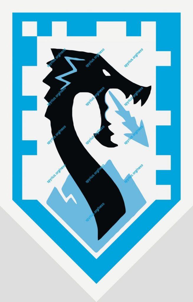 LEGO Nexo Knights Power – Lance – Ice Dragon | spyrius.org
