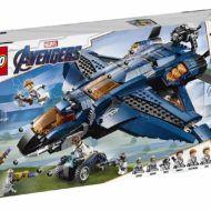 ▷ LEGO Marvel Avengers Endgame 2019 : toutes les infos sur les cinq sets prév…