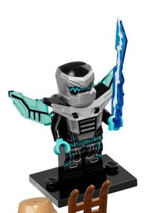 Lego Series 15 Minifigures 71011 minifigure Laser Robot