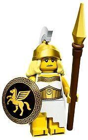 LEGO Minifigures Series 12 Battle Goddess Minifigure [Loose]