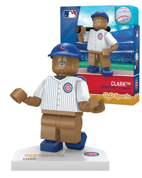 Chicago Cubs Mascot Limited Edition OYO Minifigure