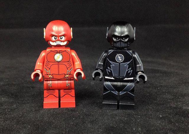 Christo Flash Zoom Custom Minifigures Sg Minifigures