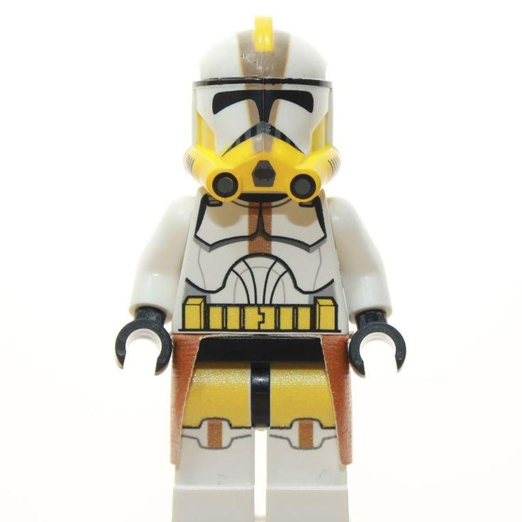 Custom Minifigur – Clone Commander Bly