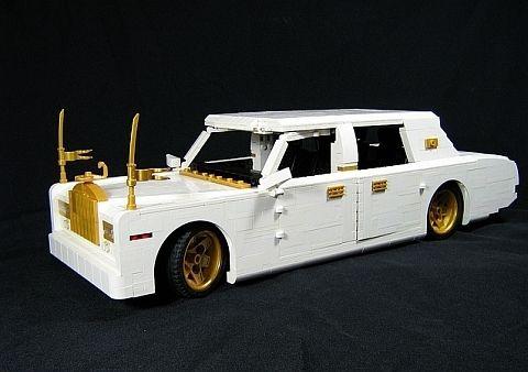 LEGO cars of the apocalypse…