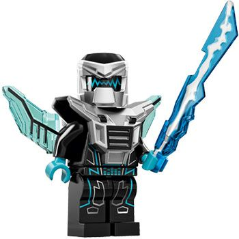 LEGO Laser Mech Minifigure