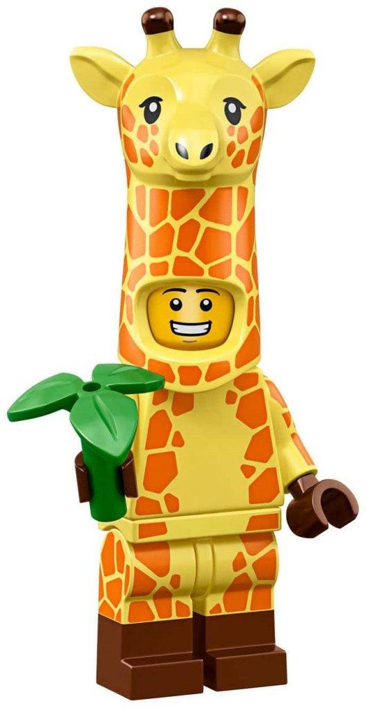 LEGO Minifigures 71023 Giraffe Guy