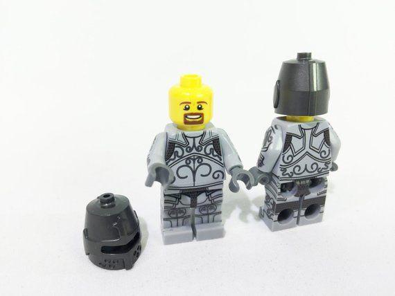 Sir DaBlock Custom LEGO Minifigure LIMITED EDITION