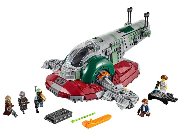Slave l™ – 20th Anniversary Edition 75243   Star Wars™   Buy online at the Official LEGO® Shop US