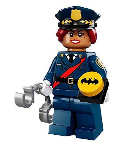 Lego The Batman Movie – Barbara Gordon Minifigure – 71017 (bagged)