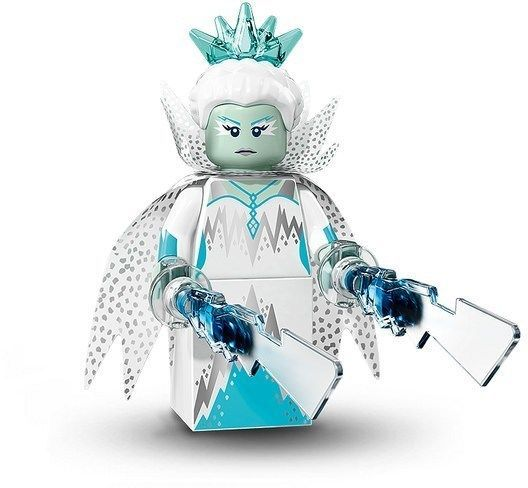 Details about NEW LEGO MINIFIGURE​​S SERIES 16 71013 – Ice Queen