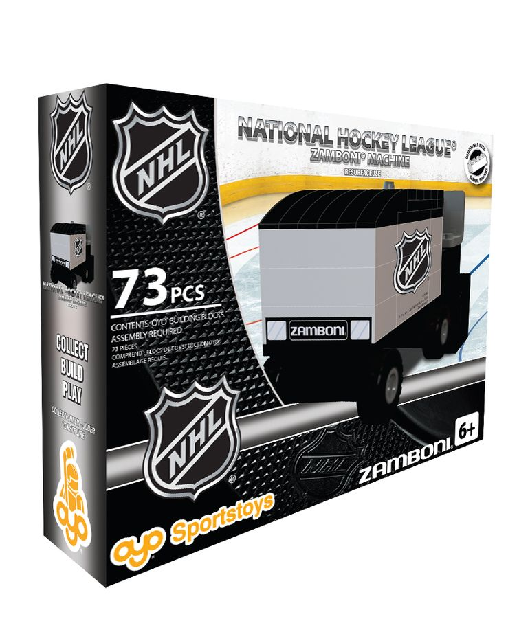 National Hockey League® Zamboni®