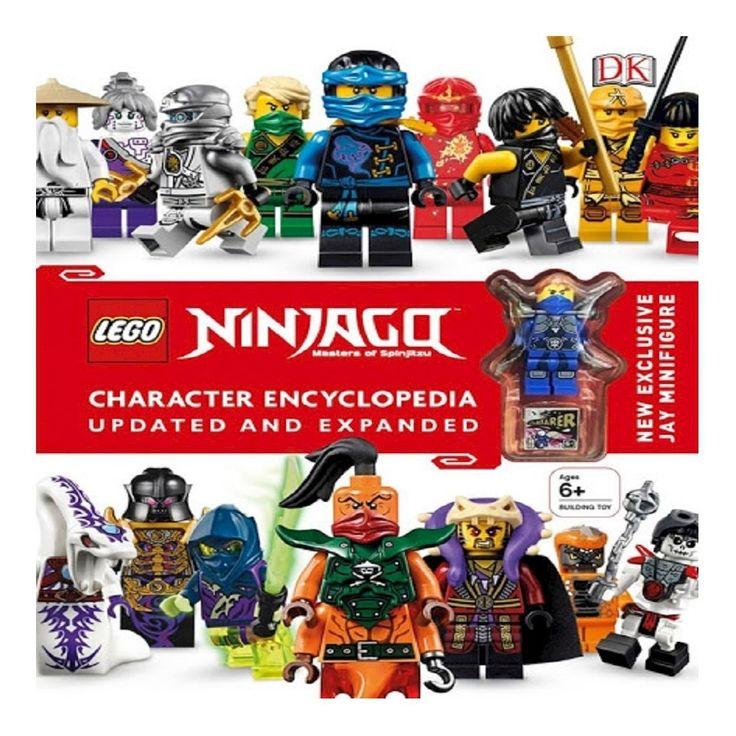 Lego Ninjago Character Encyclopedia (Updated) (Hardcover) (Doring Kindersley)