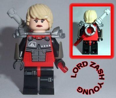 Star Wars Darth Zash Young Custom Minifigure
