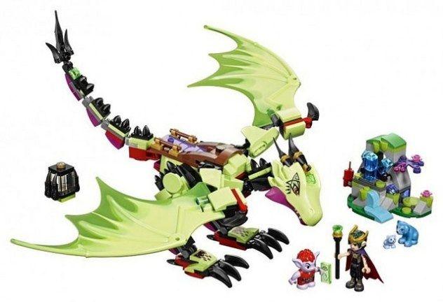 LEGO Elves 2017 – NThe Goblin King's Evil Dragon (41183)