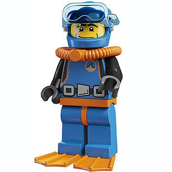 List of LEGO Minifigures : LEGO Collectable Minifigs Pictures