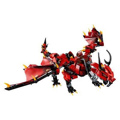 Lego Ninjago Firstbourne 70653, Multi-Colored