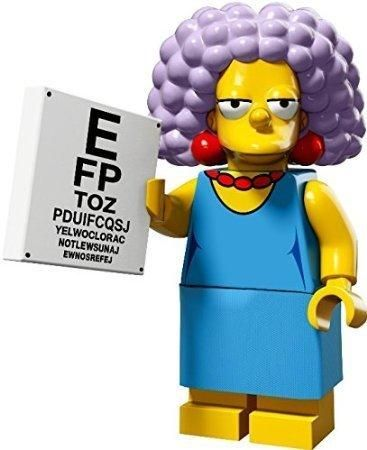 LEGO The Simpsons Series 2 Collectible Minifigure 71009 – Selma