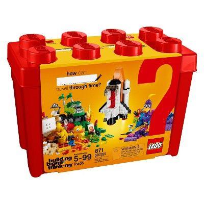 LEGO Build Bigger Thinking Mission to Mars 10405