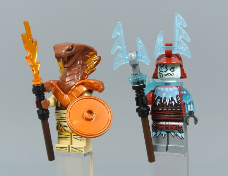 LEGO Ninjago 40342 Ninjago Minifigure Pack review