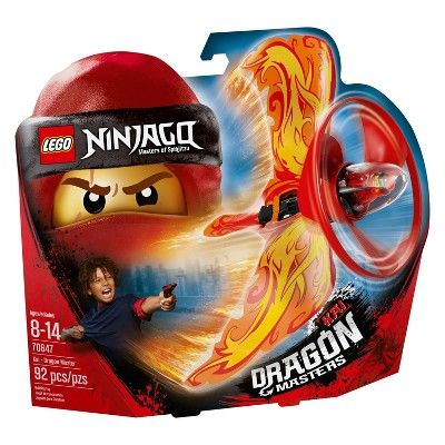 Lego Ninjagoinjago Kai – Dragon Master 70647