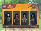 LEGO 5005256/6232948 Bricktober Marvel Avengers Minifigure Set Limited Edition